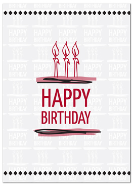 Business birthday cards employee birthday cards greeting card size 5 x 7 bookmarktalkfo Images