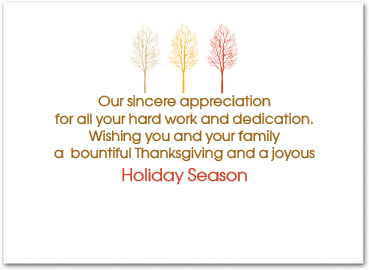 Christmas card greetings to employees the best collection of quotes employee thanksgiving cards employee holiday cards m4hsunfo