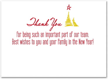 Employee Holiday cards - Employee Christmas Cards ...