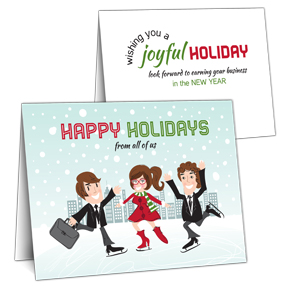 Joyful Team Holiday Sales Prospecting