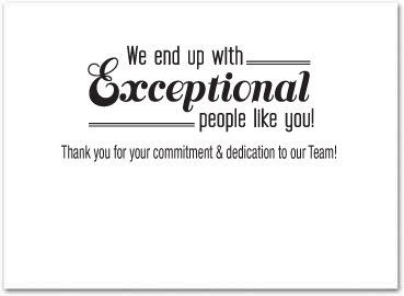 Employee appreciation card business greeting cards reheart Choice Image