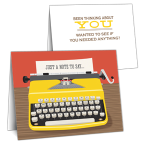 Typewriter Customer Retention Tool