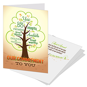 Tree of Promises - Business Referrals
