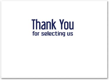 Business Thank You Cards Business Greeting Cards